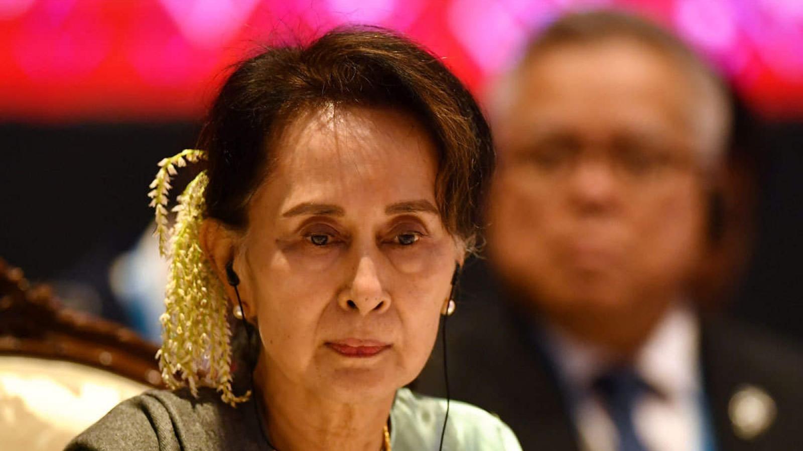 Chính biến ở Myanmar xảy ra sau khi quân đội cáo buộc gian lận bầu cử