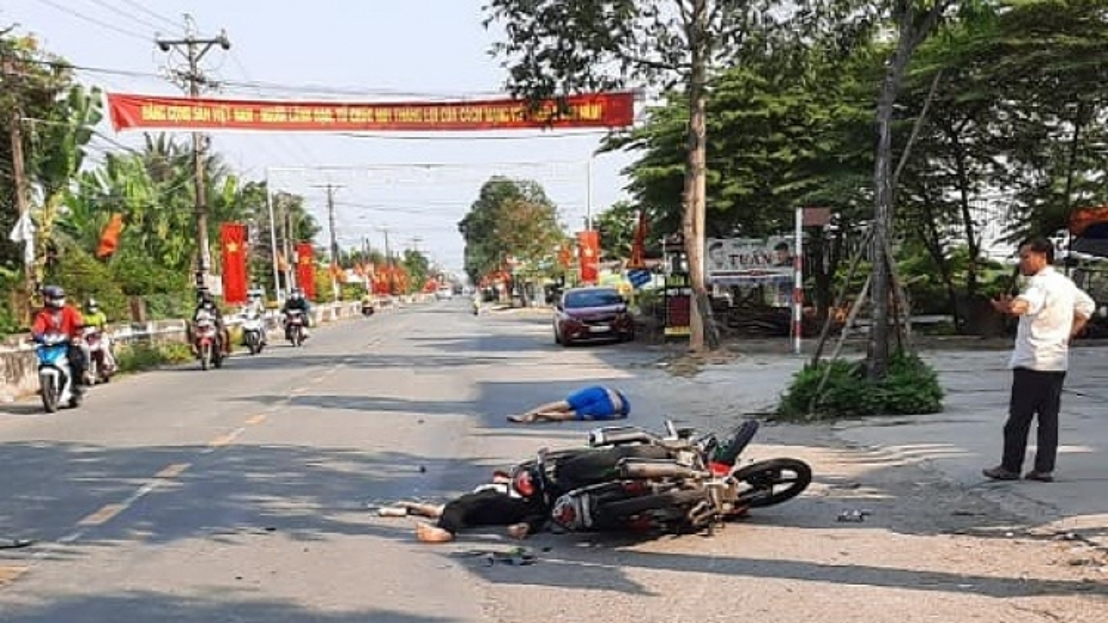 7 ngày Tết, 8 người chết do tai nạn giao thông tại Tiền Giang