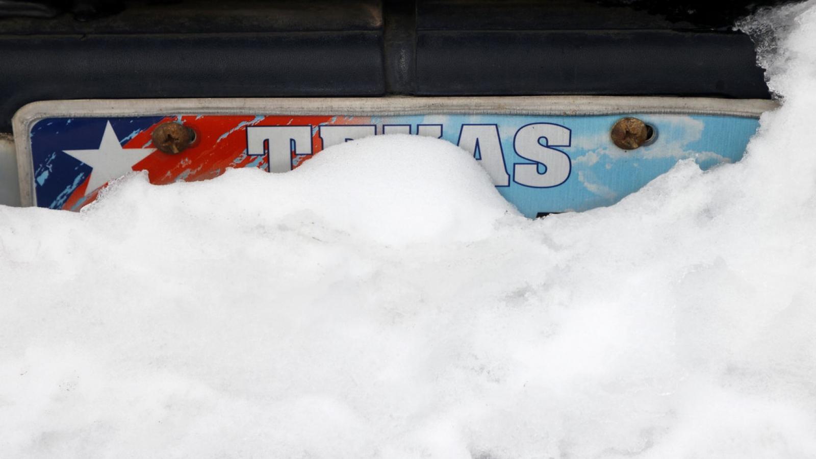 Bão tuyết ở Texas: Phần lớn người Việt Nam và người gốc Việt bị ảnh hưởng nặng nề