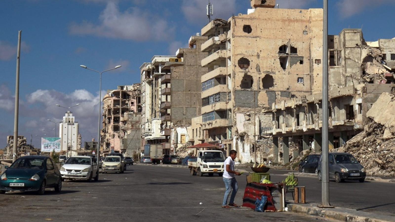 Libya chính thức chọn được chính phủ lâm thời - Con đường tiến tới hòa bình