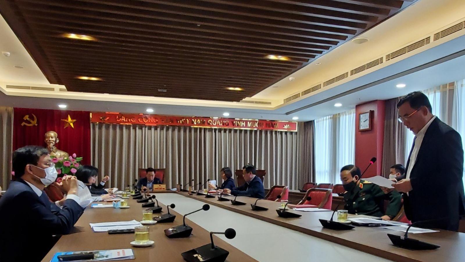 Yêu cầu lãnh đạo Hà Nội không được rời thành phố trong dịp Tết Tân Sửu