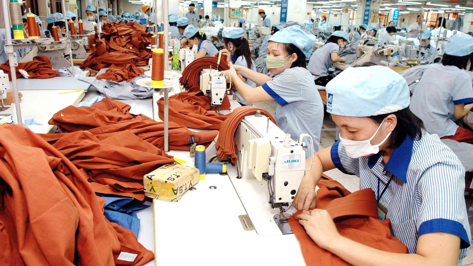 Vietnamese garments made with Korean fabrics to enjoy tax incentives in EU