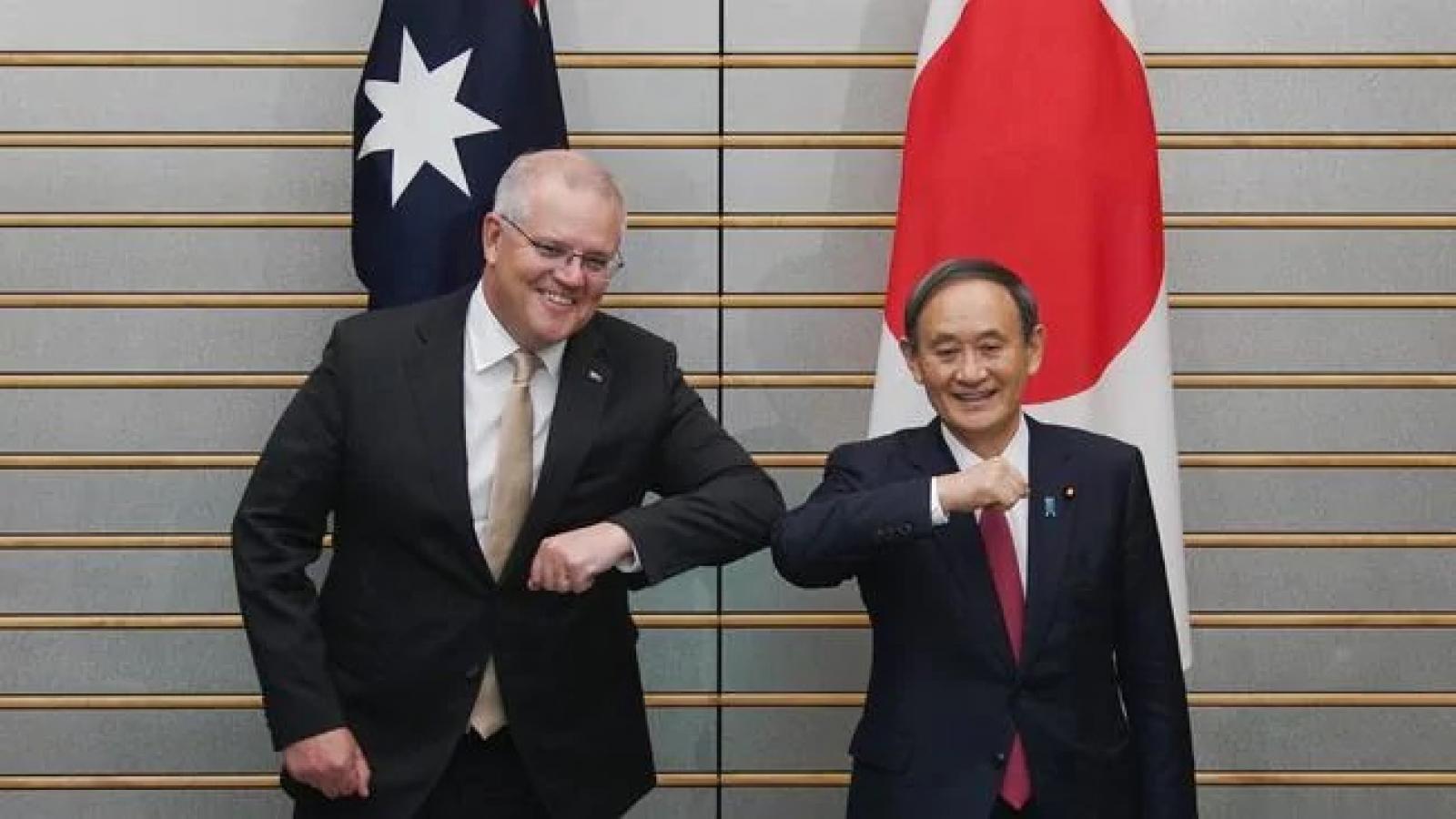 Australia và Nhật Bản cam kết tăng cường quan hệ Đối tác chiến lược đặc biệt