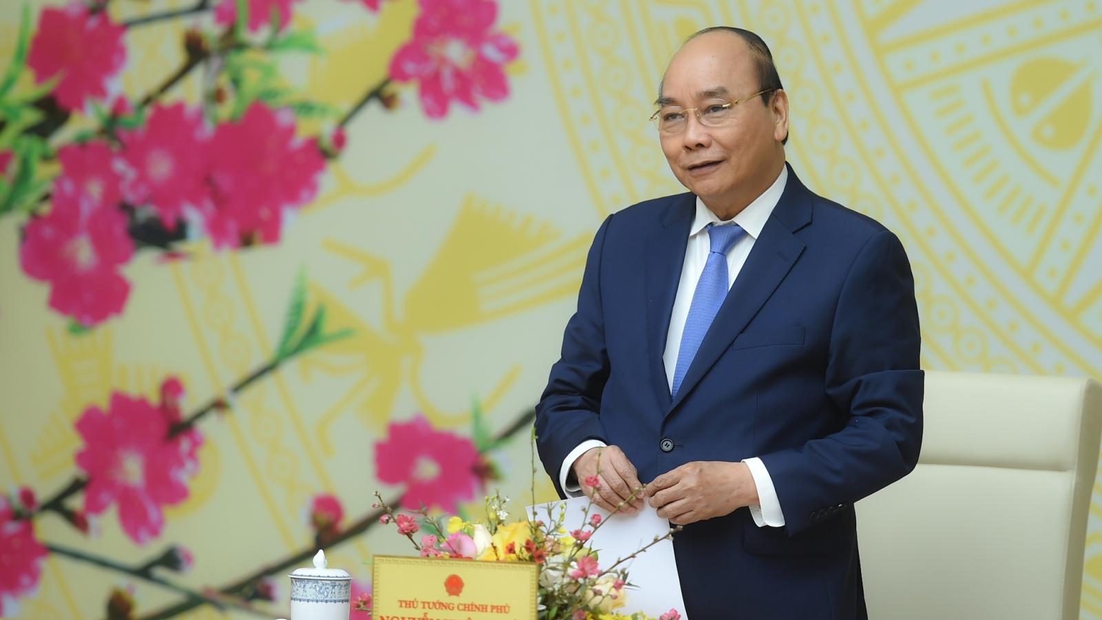 Thủ tướng yêu cầu tập trung công việc ngay từ ngày làm việc đầu tiên