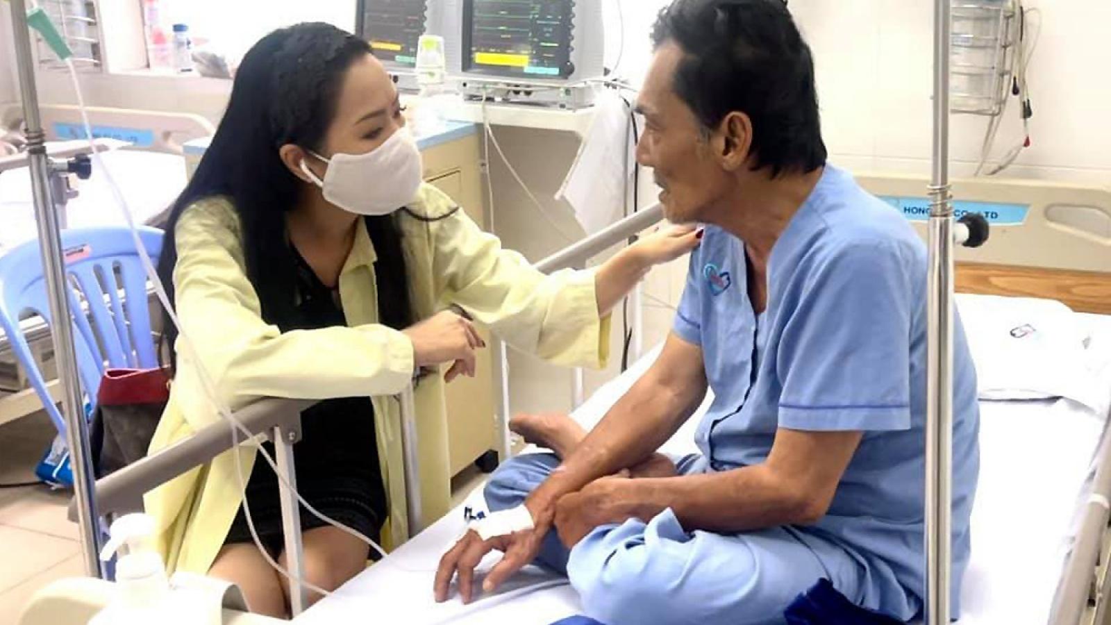 Nghệ sĩ Việt kêu gọi hỗ trợ diễn viên Thương Tín bị đột quỵ
