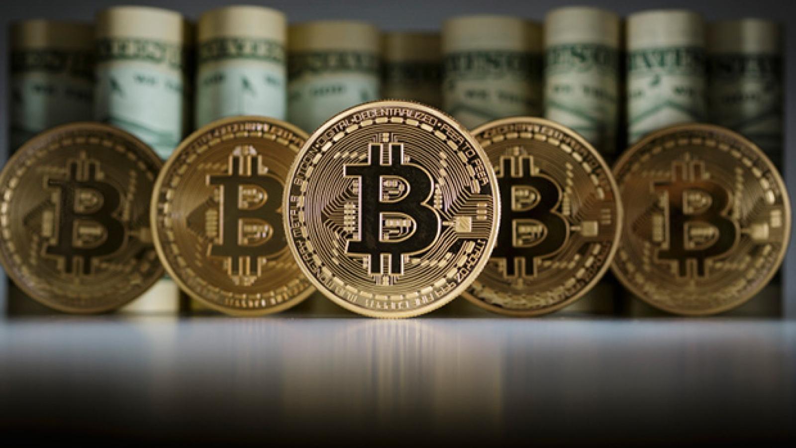 Đồng Bitcoin tăng mạnh, vượt mốc 58.000 USD/Bitcoin