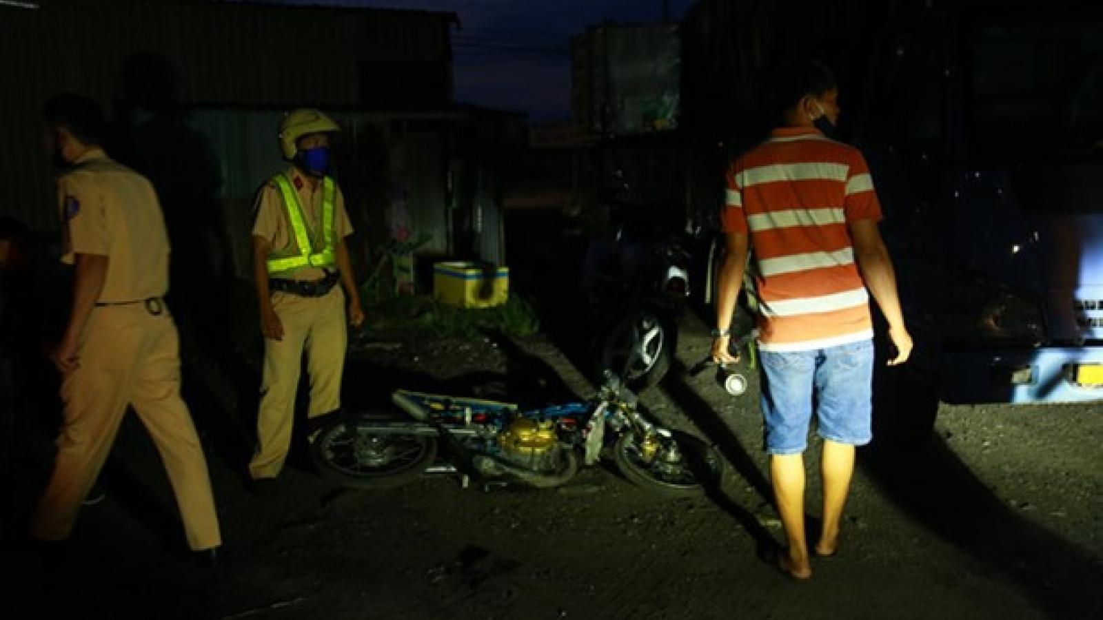 28 vụ tai nạn giao thông làm 15 người chết trong ngày mùng 3 Tết