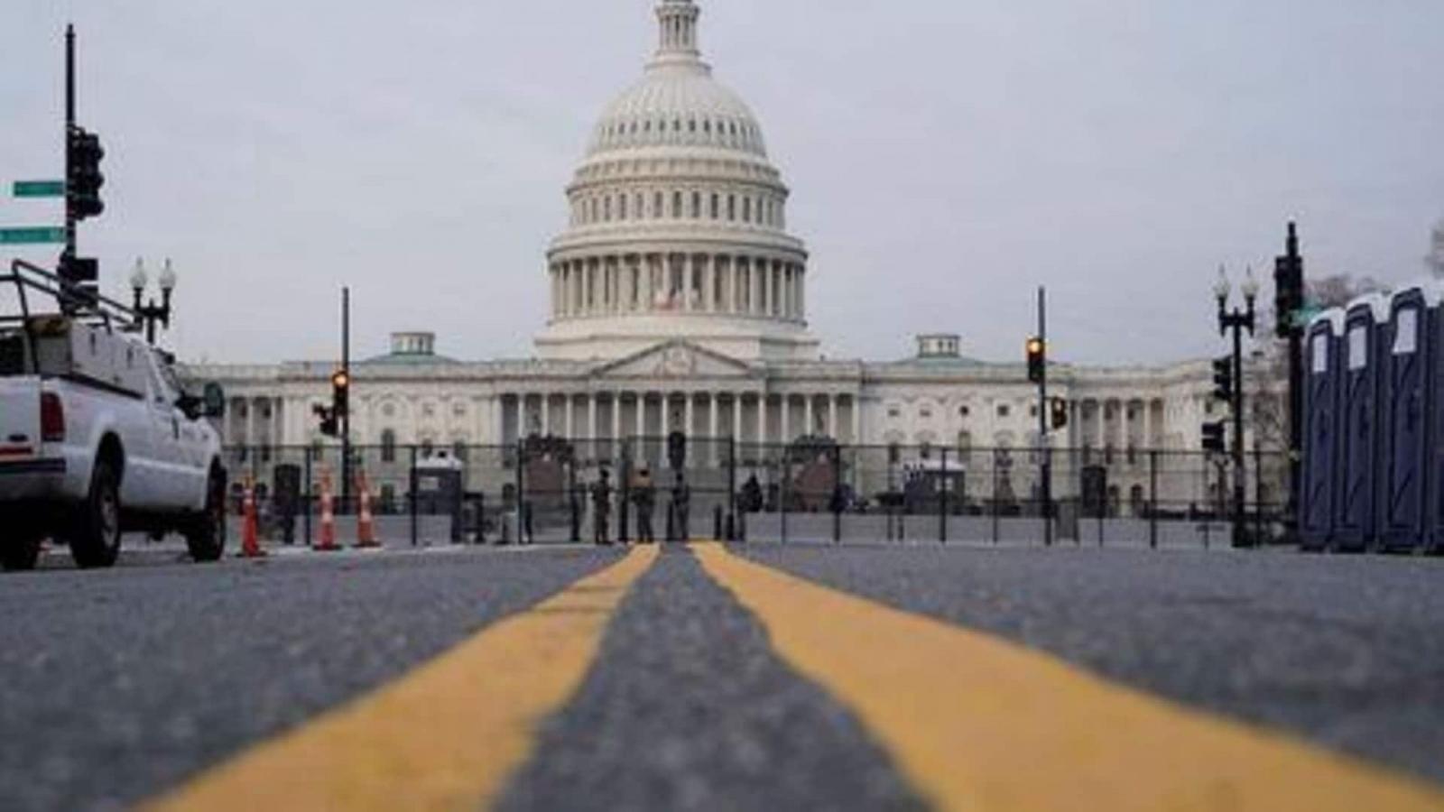 Thượng viện Mỹ bỏ phiếu quyết định phiên tòa xét xử cựu Tổng thống Trump là hợp hiến