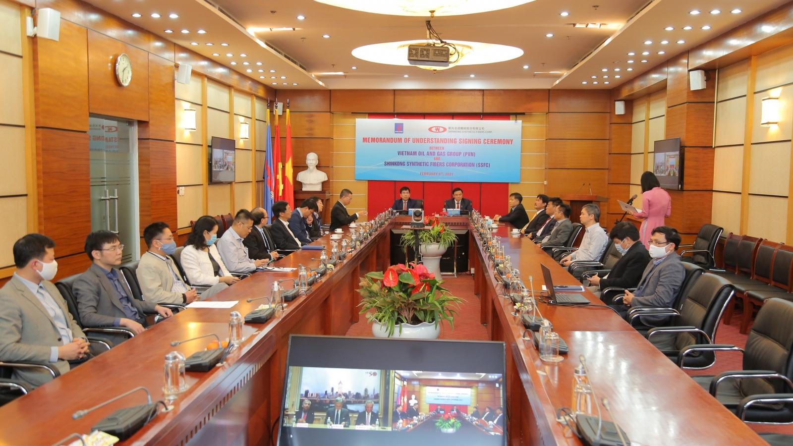 Petrovietnam và SSFC nâng tầm hợp tác