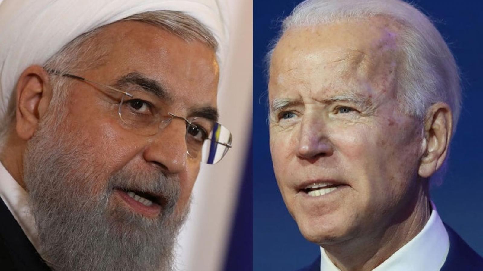 Mỹ-Iran liên tục nắn gân nhau, quan hệ 2 bên liệu có dễ thở hơn dưới thời Joe Biden?