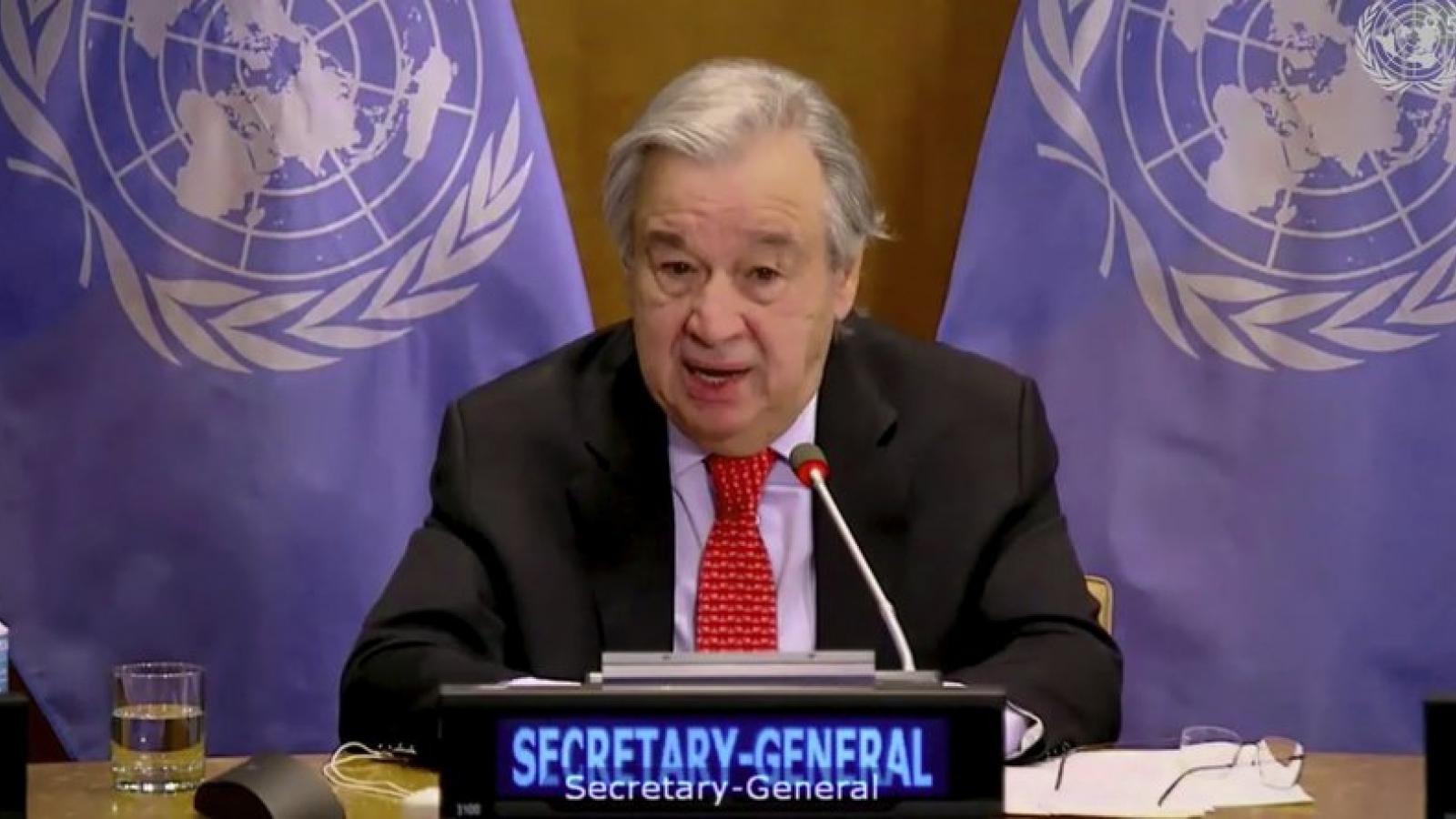 Hội đồng Bảo an LHQ ghi nhận sự thay đổi thái độ của Mỹ trong các vấn đề quốc tế
