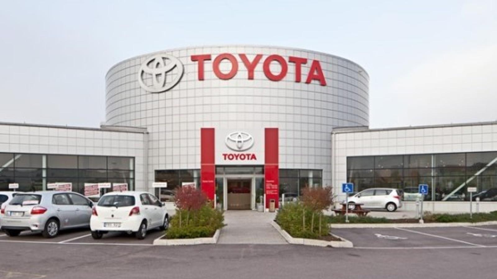 Toyota hoãn kế hoạch khai trương nhà máy mới tại Myanmar