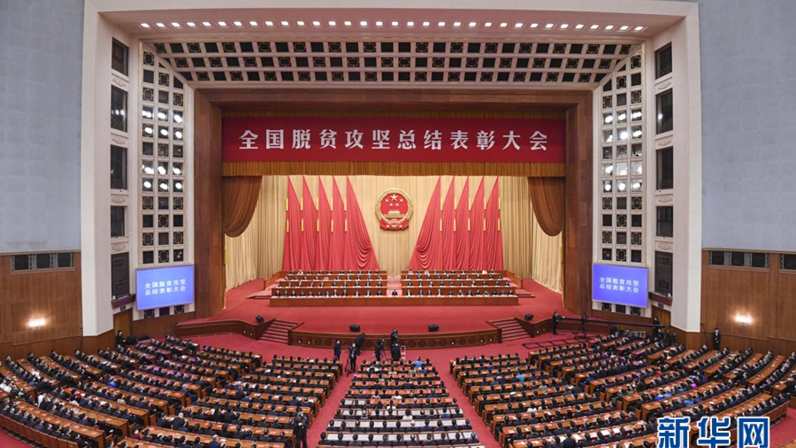 """Trung Quốc tuyên bố giành """"chiến thắng toàn diện"""" trong cuộc chiến thoát nghèo"""