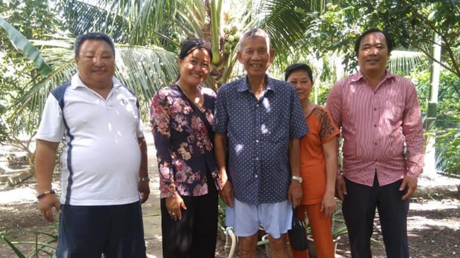 Nguyên Phó Thủ tướng Trương Vĩnh Trọng - Người lãnh đạo giản dị, gần dân