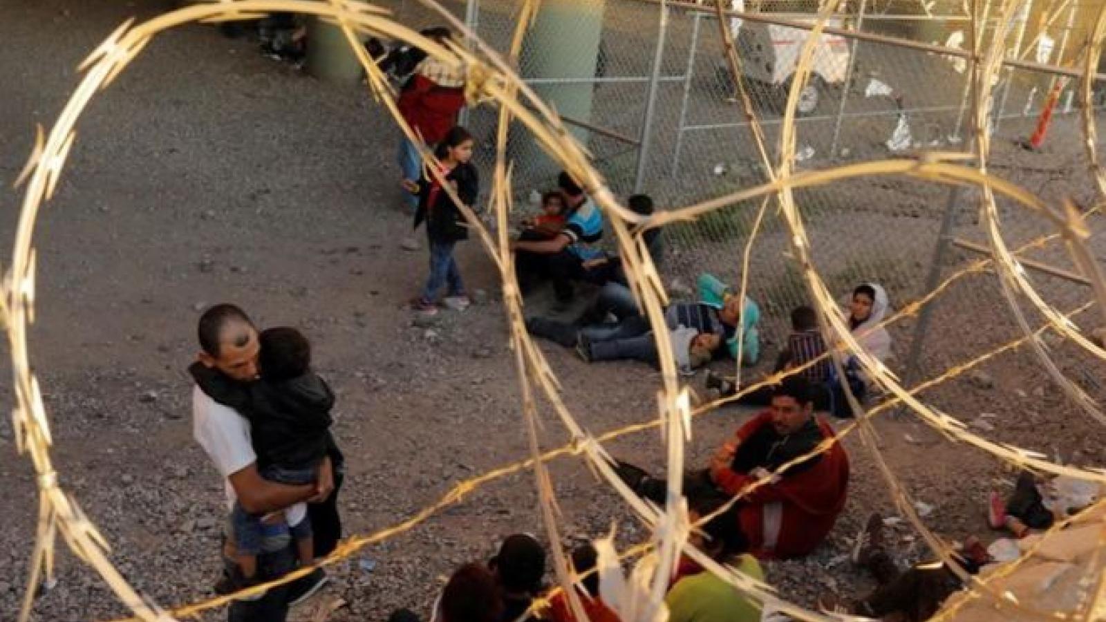 Mỹ chấm dứt các thỏa thuận tị nạn với 3 nước Trung Mỹ