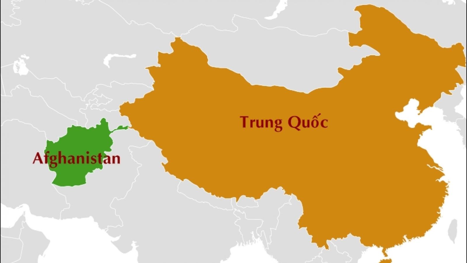 Thực hư về gián điệp Trung Quốc ở thủ đô Kabul (Afghanistan)