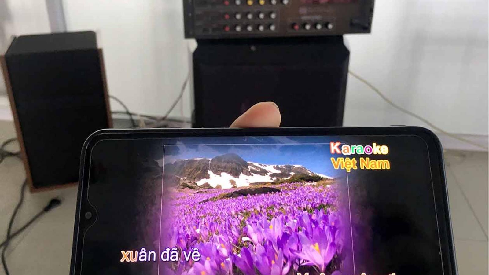 """Cần xử lý dứt điểm """"vấn nạn"""" karaoke"""" tự phát"""