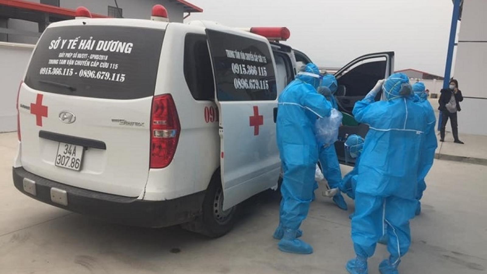 Chuyên gia Hàn Quốc tử vong tại Công ty PNG (Hải Dương)