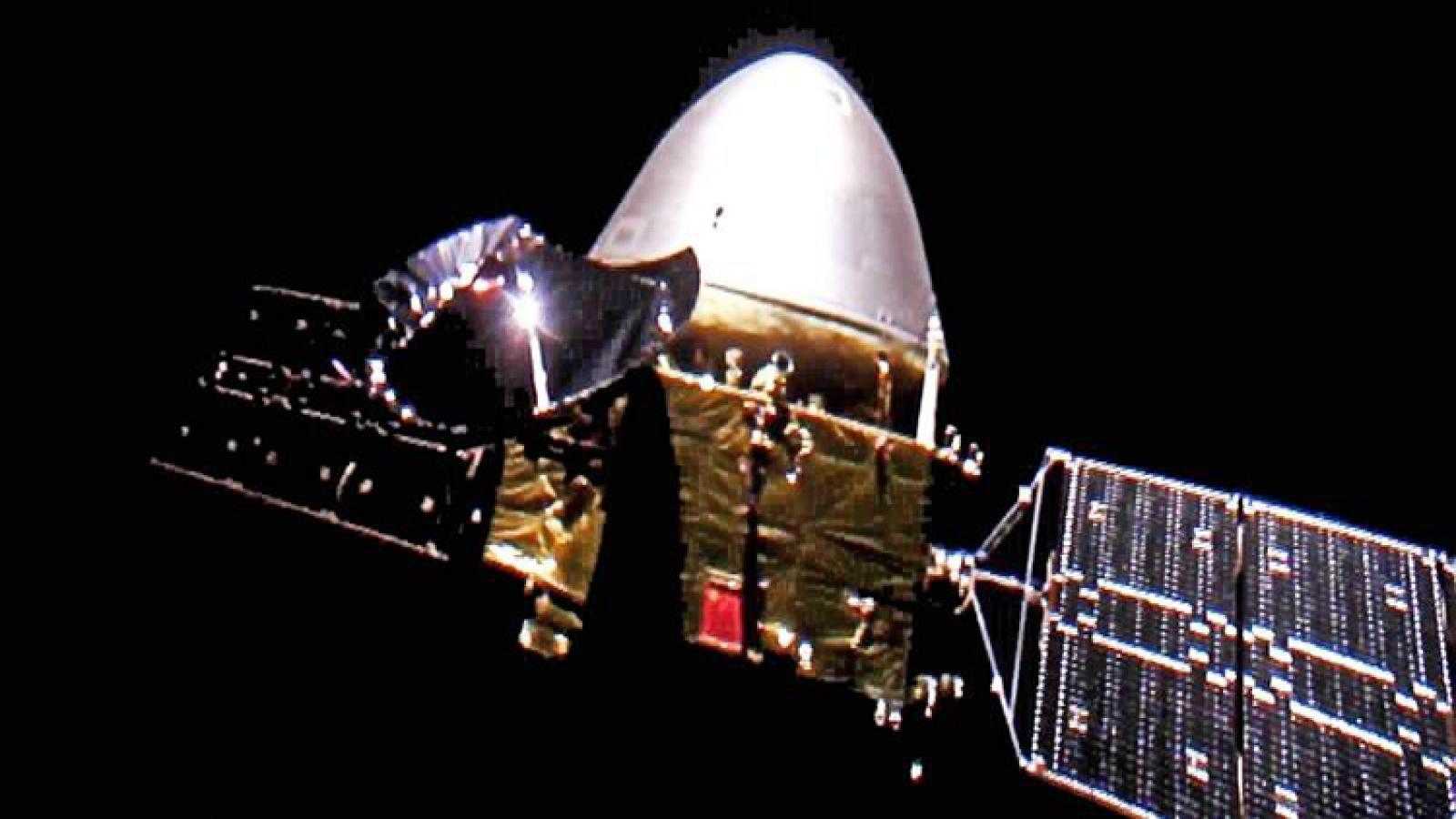 Tàu thám hiểm Thiên Vấn 1 của Trung Quốc tiến vào quỹ đạo sao Hỏa thành công