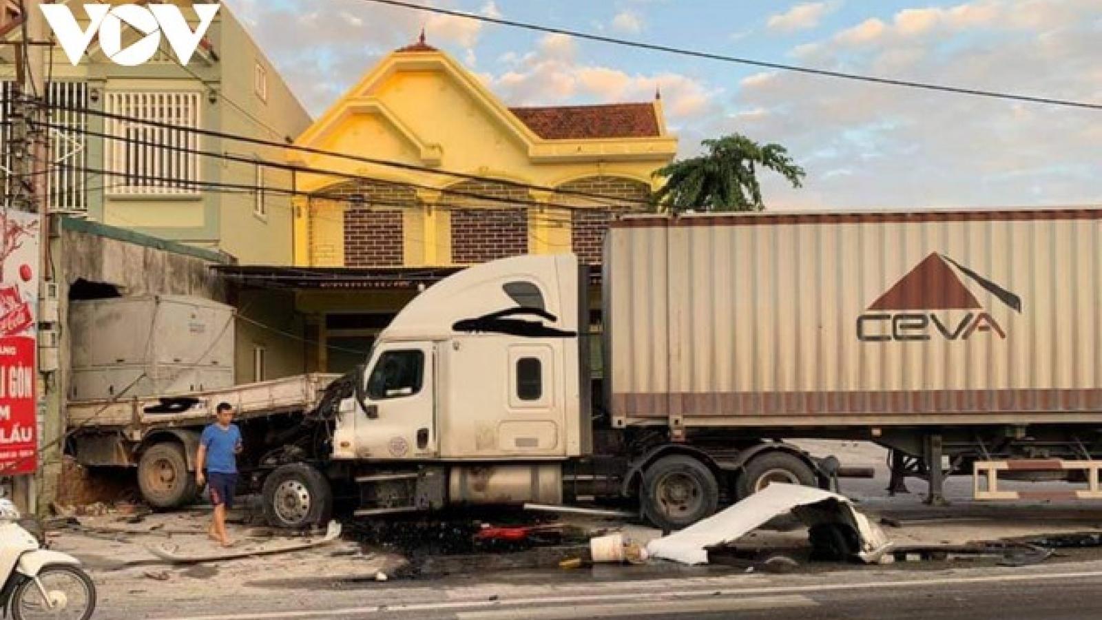 Sóc Trăng: 7 ngày Tết xảy ra 13 vụ TNGT với 8 người chết và 17 người bị thương