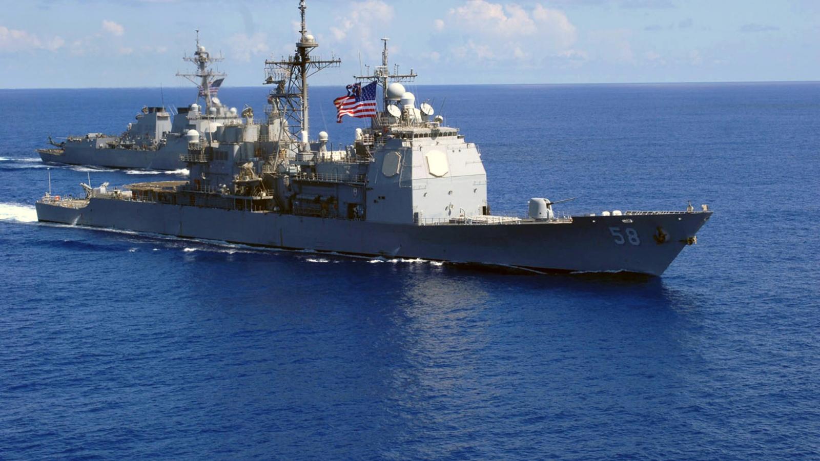 Tàu chiến Mỹ ở Trung Đông phải cập cảng do bùng phát dịch Covid-19