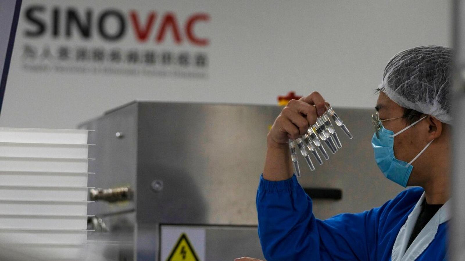 Ngoại giao vaccine của Trung Quốc gặp khó ở Singapore?