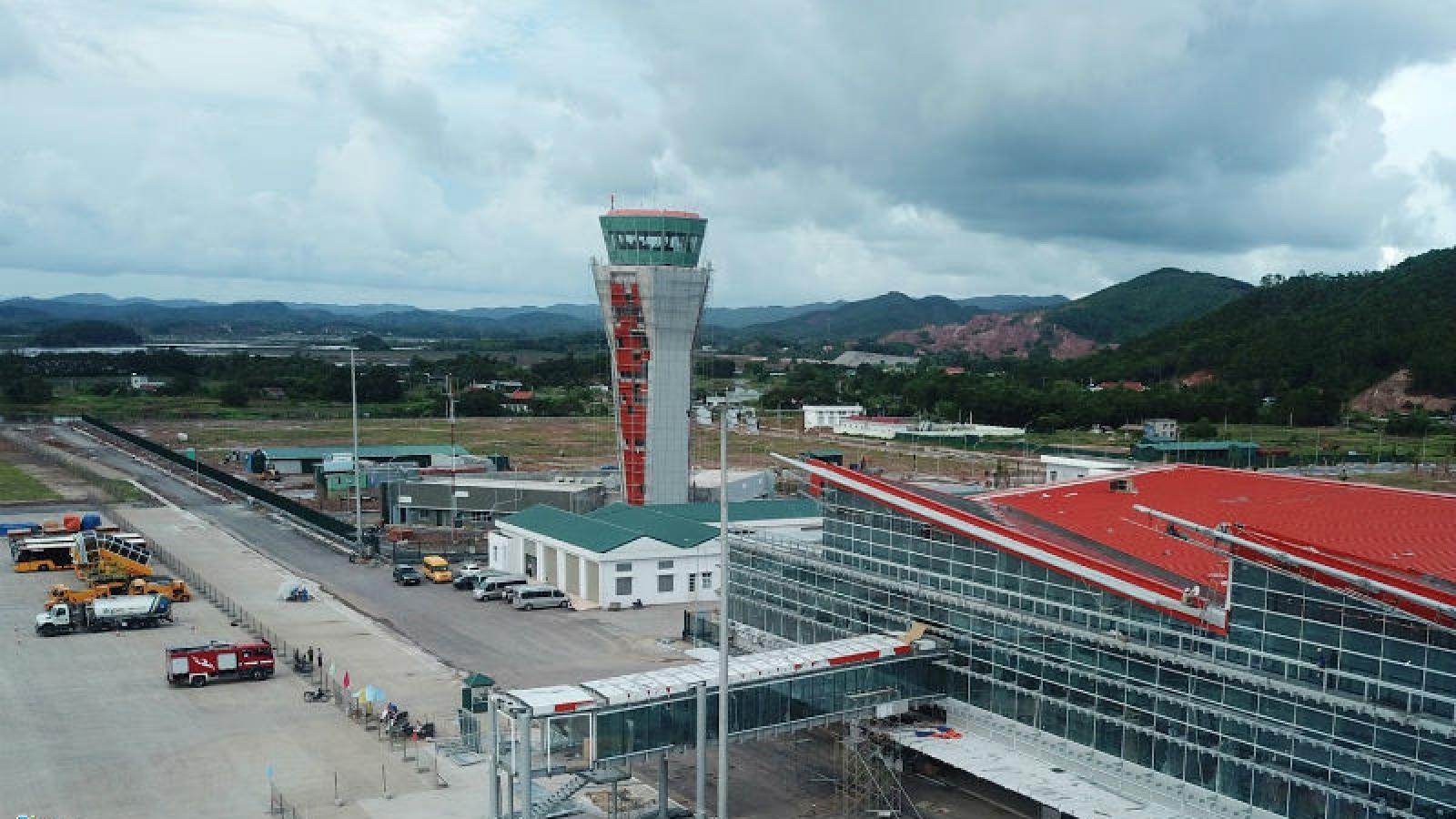 Vietnam Airlines mở lại đường bay tới Vân Đồn sau hơn 1 tháng đóng cửa
