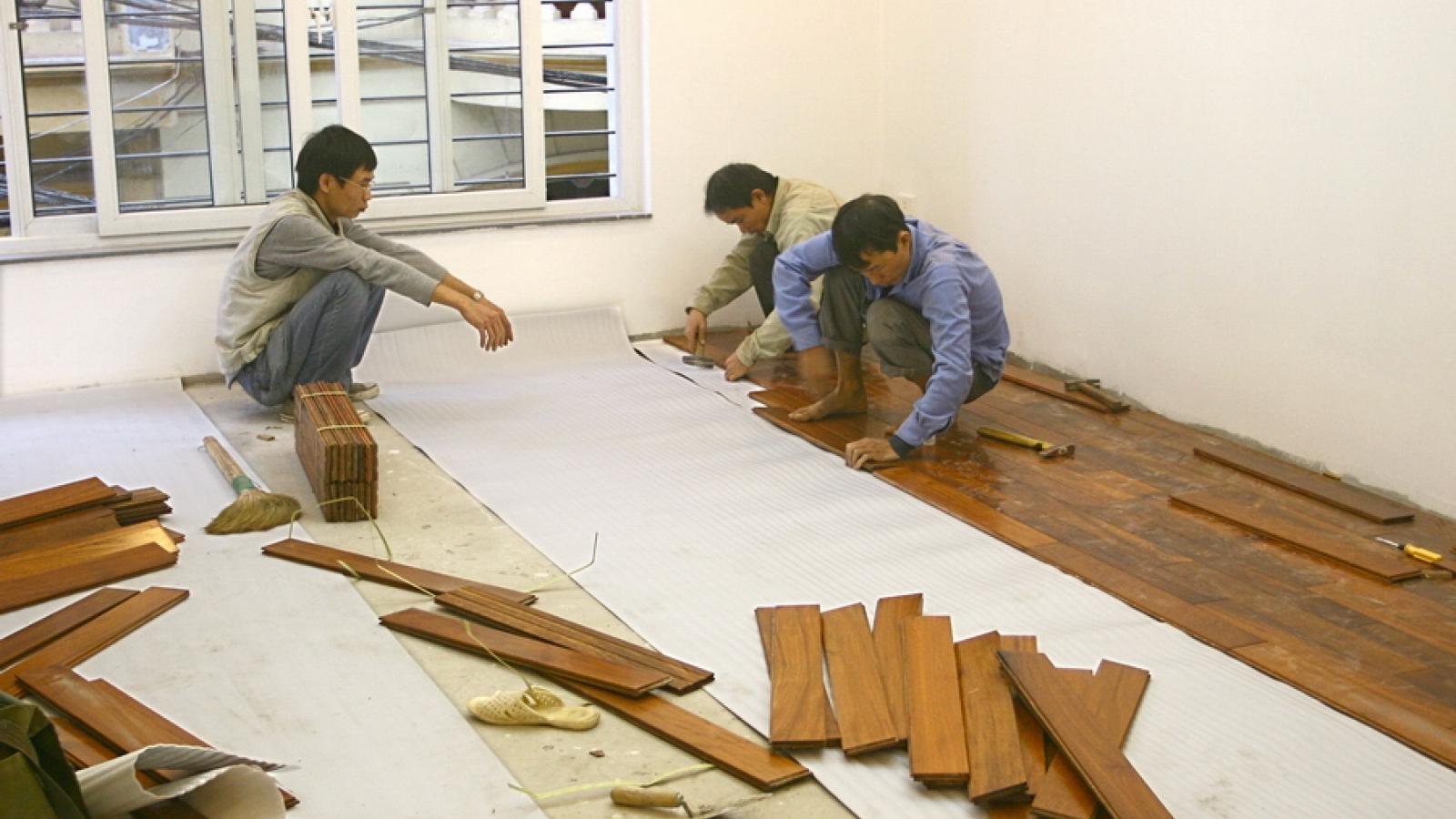 Cuối năm, làm thế nào để tự tổng vệ sinh nhà mới xây?