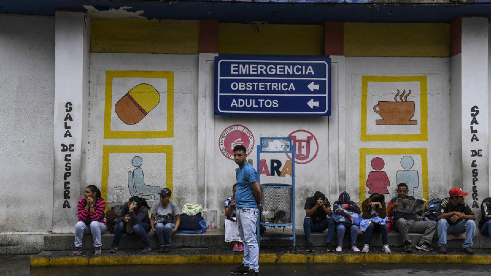 Liên Hợp Quốcđề nghị Mỹ nới lỏng các lệnh trừng phạt Venezuela