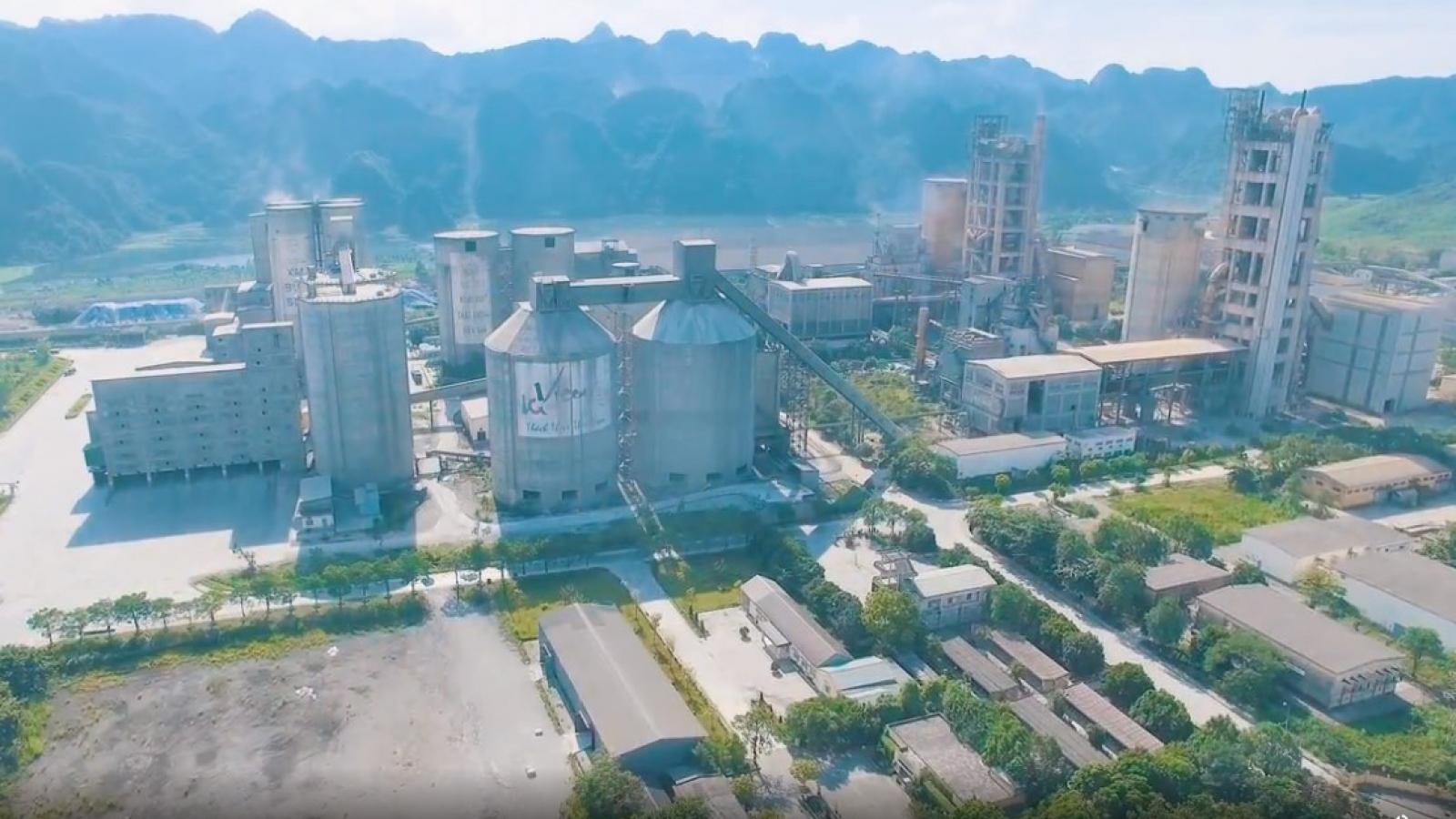 VICEM Bút Sơn đổi mới công nghệ, đảm bảo môi trường, đẩy mạnh sản xuất, kinh doanh