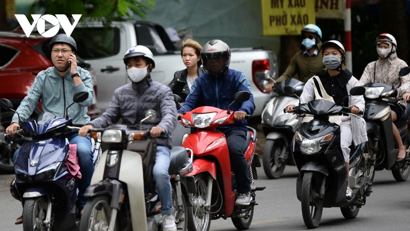 Dự báo thời tiết ngày 17/2: Nền nhiệt giảm, Hà Nội có mưa