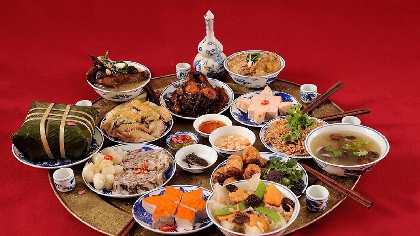 Nghệ nhân ẩm thực Ánh Tuyết gợi ý mâm cỗ cúng Rằm tháng Giêng