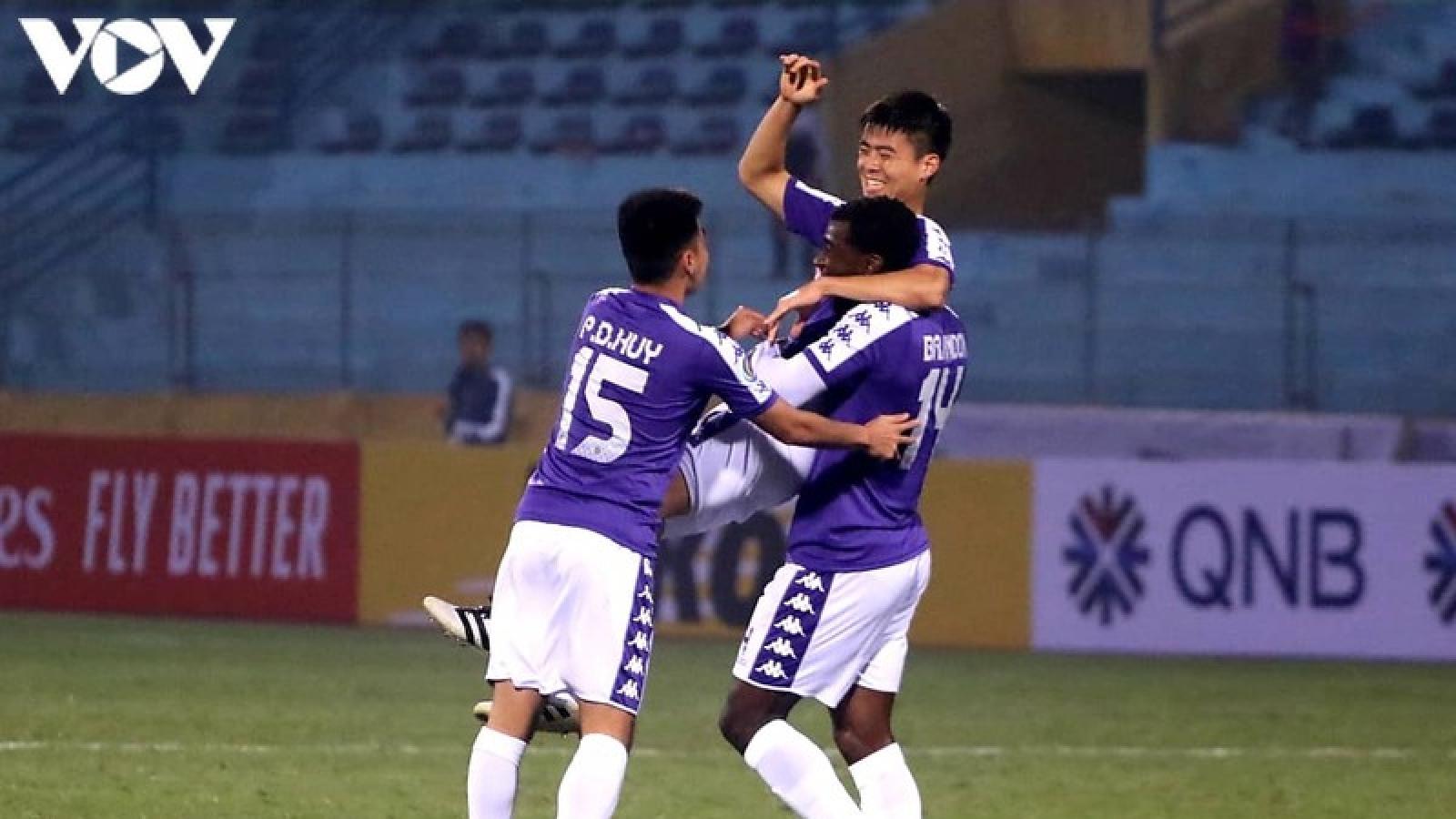 Ngày này năm xưa: Hà Nội FC tạo nên kỷ lục ở giải đấu châu Á