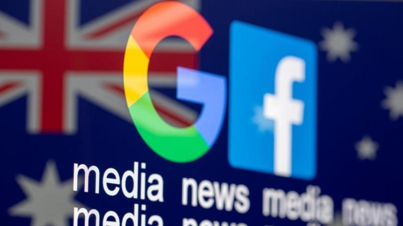 Google và Facebook tham gia Bộ quy tắc chống thông tin sai lệch của Australia