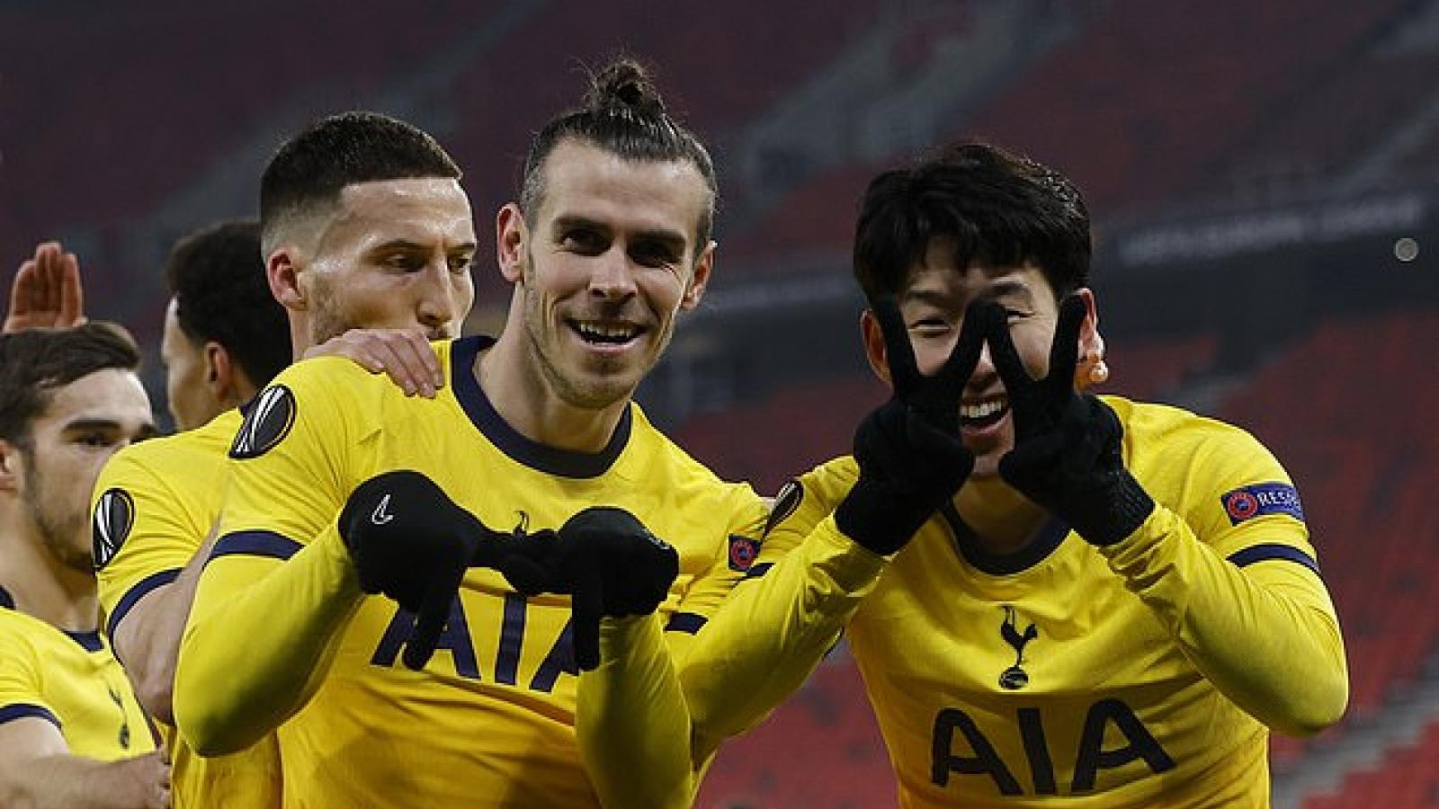 Son Heung Min khơi nguồn cảm hứng, Tottenham đè bẹp Wolfsberger