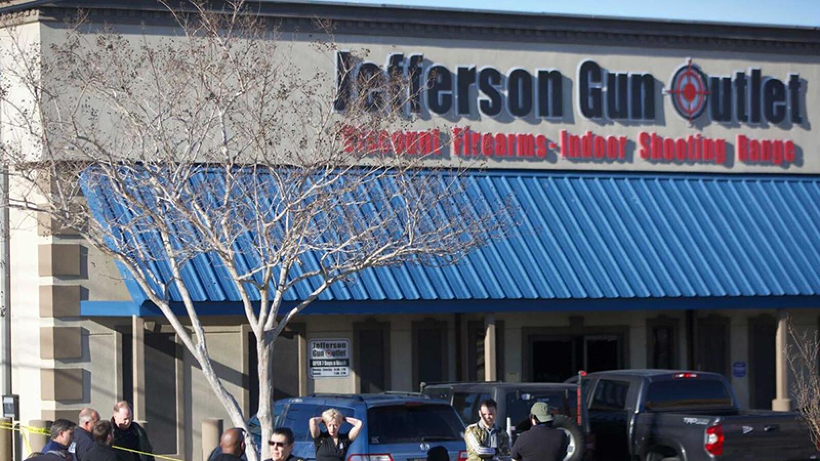 Xả súng tại cửa hàng vũ khí ở Mỹ khiến 5 người thương vong
