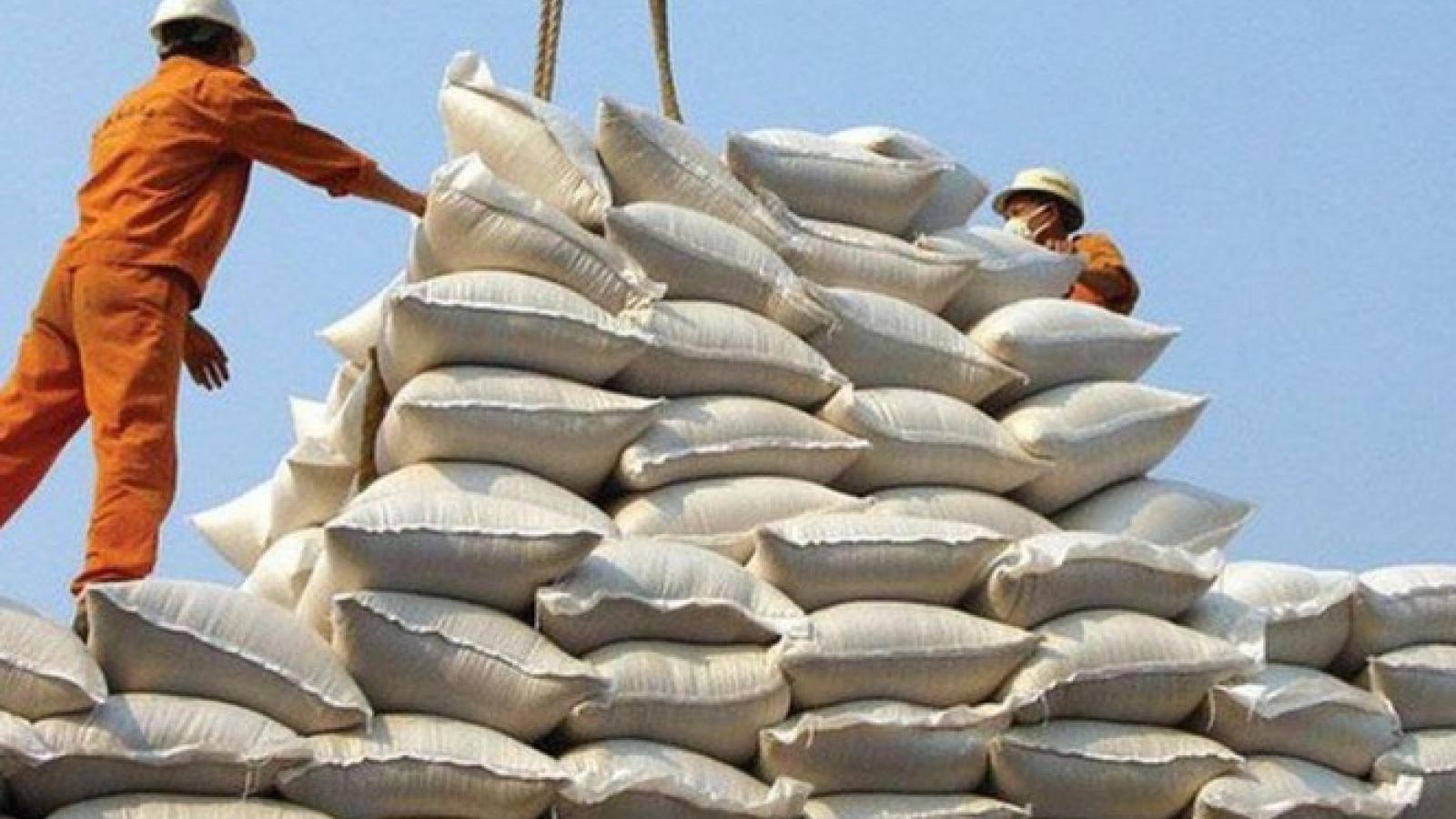 Xuất khẩu gạo giá cao: Tín hiệu lạc quan trong năm 2021