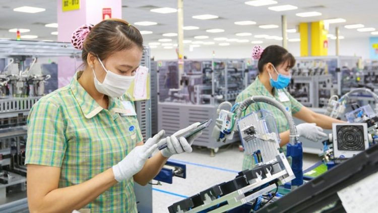 Vietnamese electronic exports enjoy boom according to HSBC