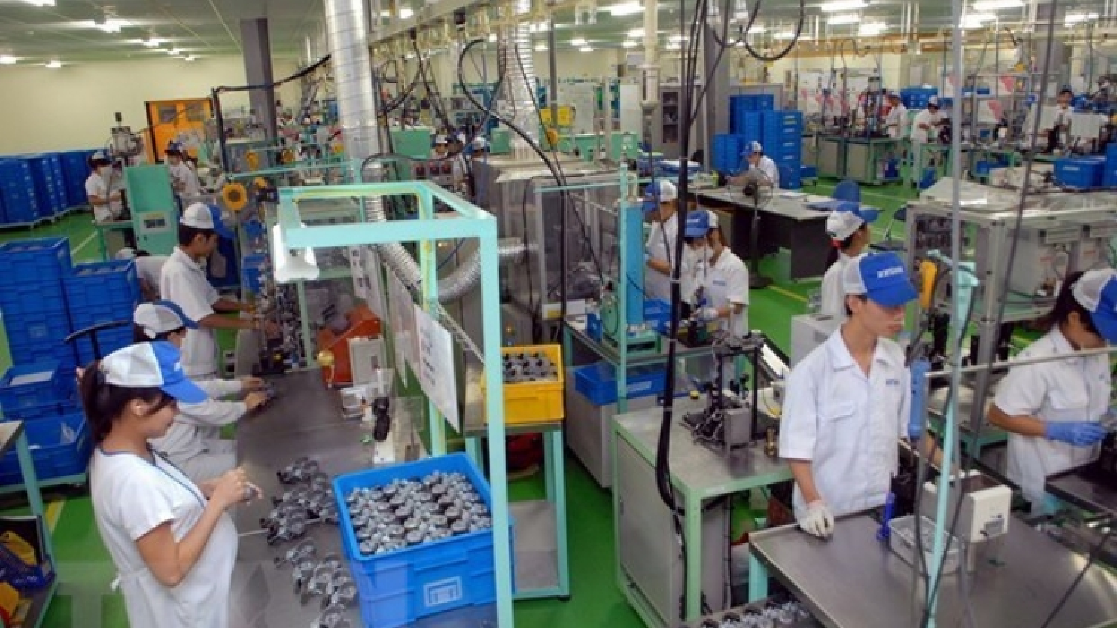 Vietnam's industrial export still relies on FDI sector