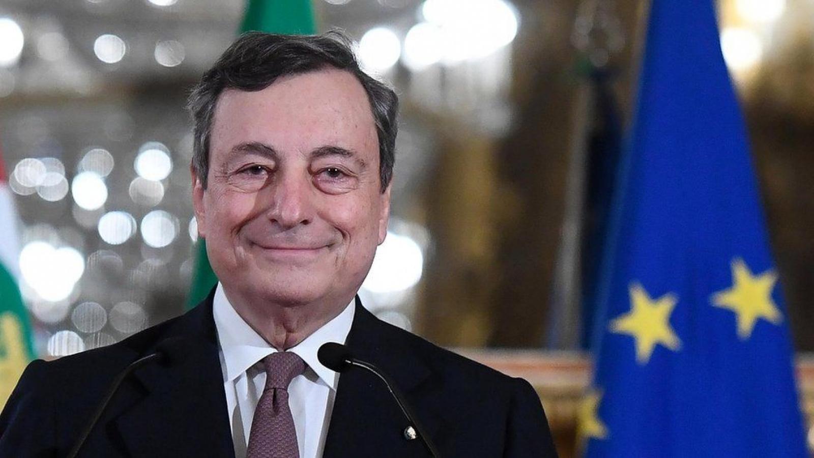 Tân Thủ tướng Italia tuyên thệ nhậm chức