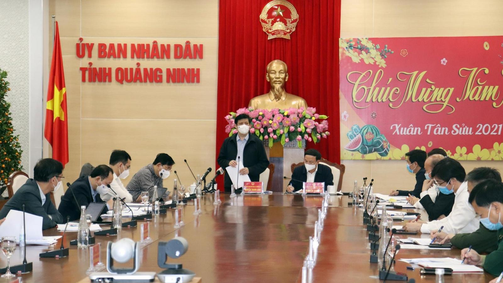 Người dân Quảng Ninh có thể yên tâm đón Tết trong trạng thái bình thường