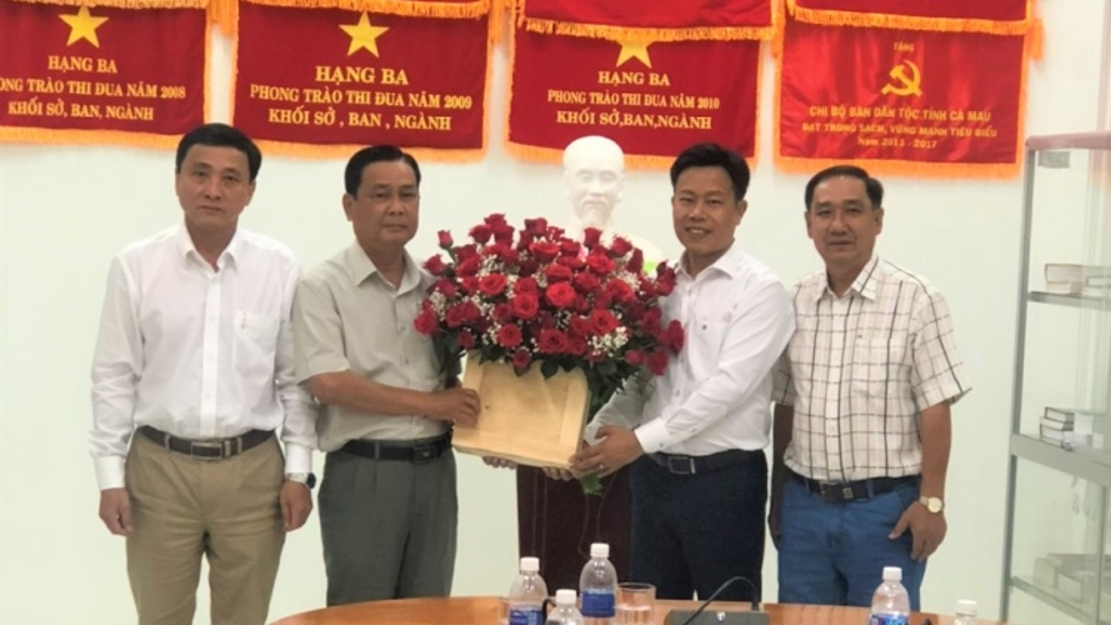 Cà Mau bổ nhiệm tân Trưởng Ban Dân tộc