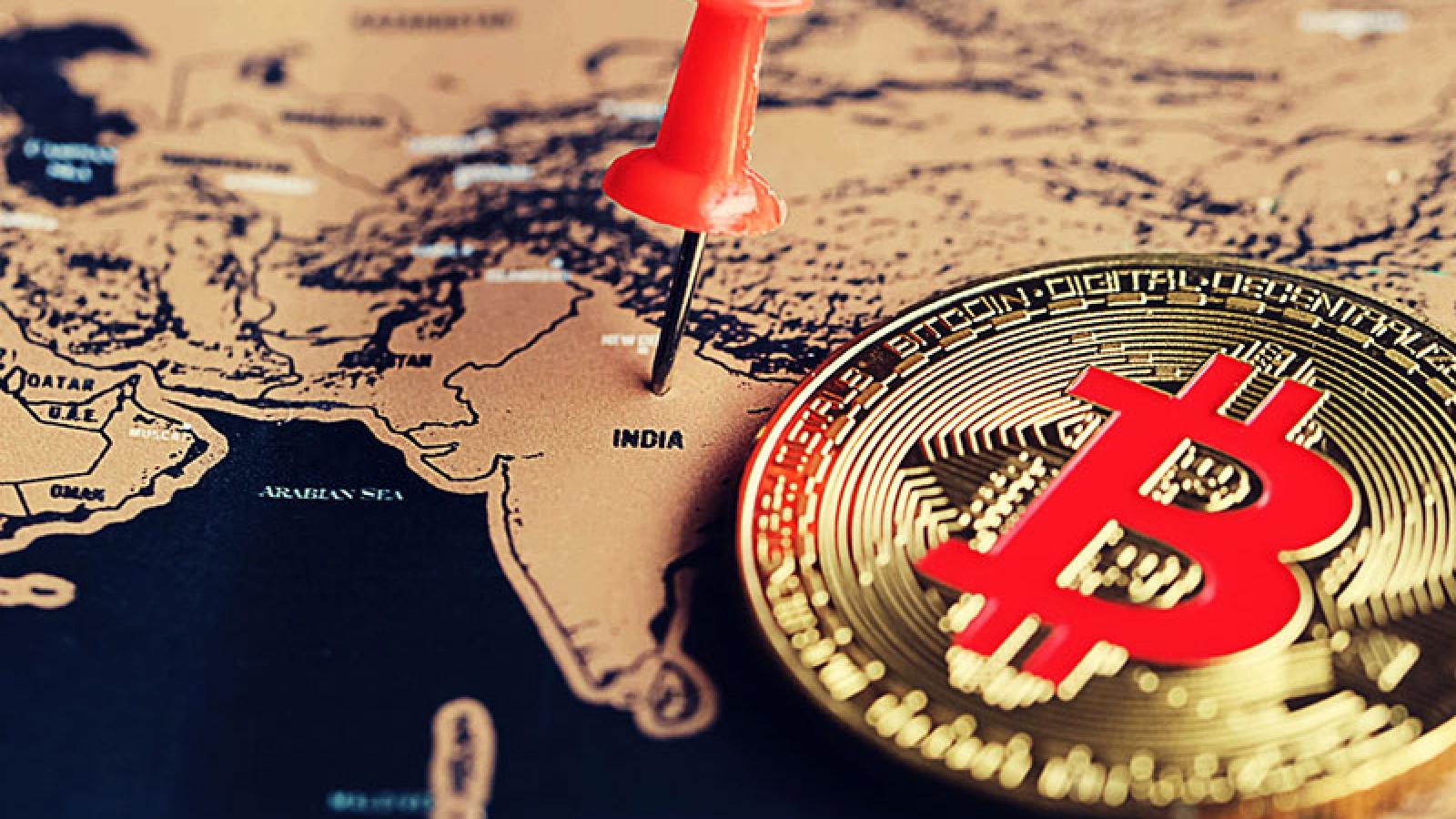 Ấn Độ sẵn sàng lệnh cấm tiền ảo, giá Bitcoin giảm mạnh