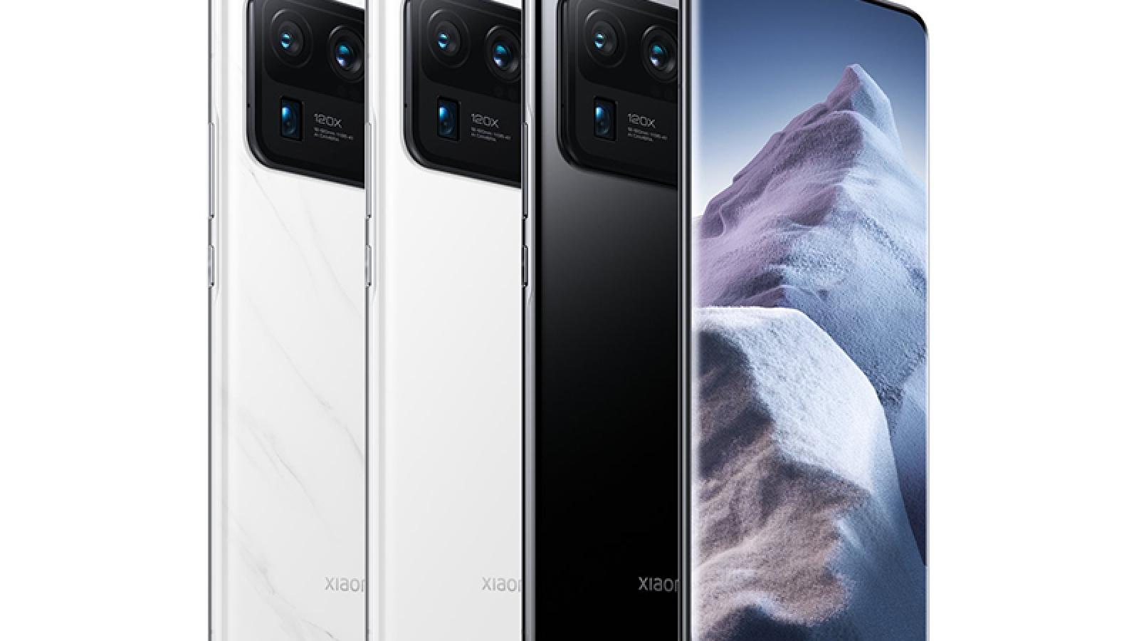 Xiaomi chính thức ra mắt ông hoàng nhiếp ảnh di động Mi 11 Ultra