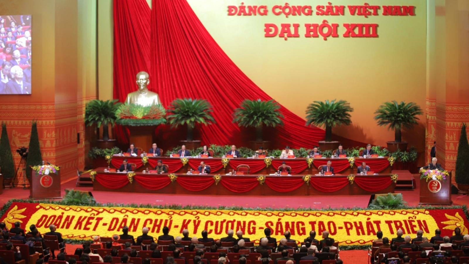 Chỉ thị của Bộ Chính trị về triển khai thực hiện Nghị quyết Đại hội XIII