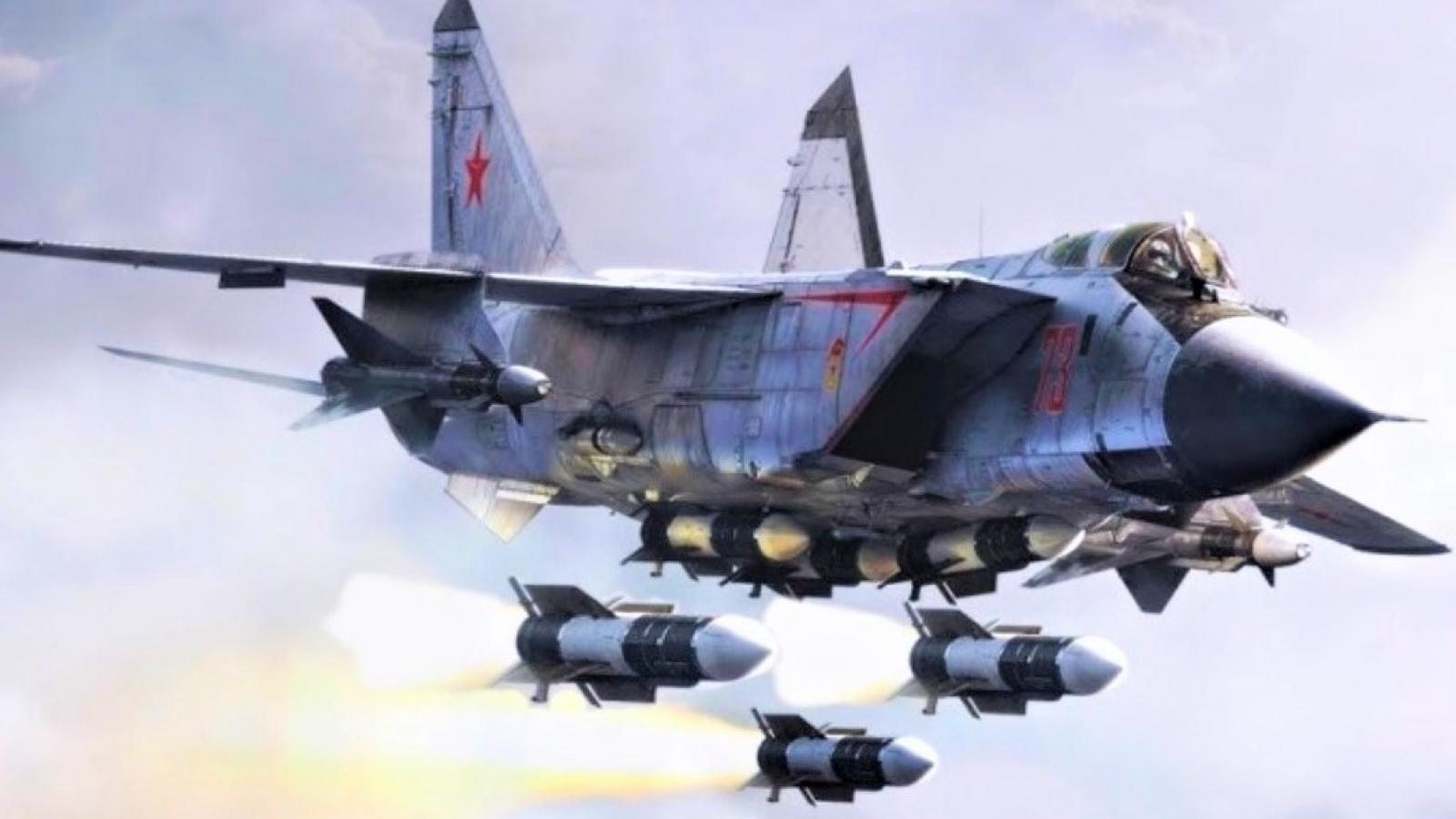 Giải mã lý do NATO e ngại máy bay đánh chặn MiG-31