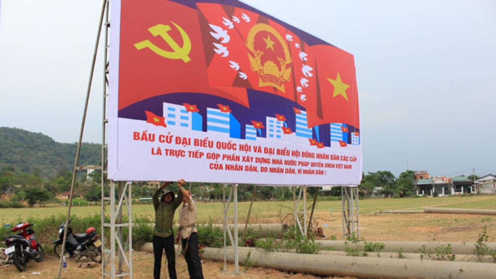 Đắk Lắk sẽ bầu 9 đại biểu Quốc hội khóa XV