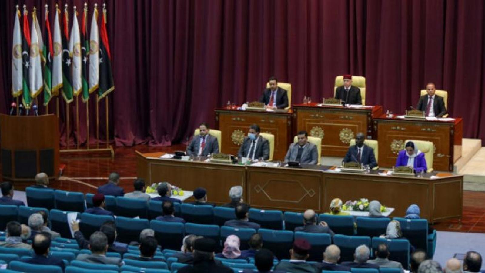 Quốc hội Libya trao tín nhiệm cho chính phủ đoàn kết dân tộc, quốc tế hoan nghênh
