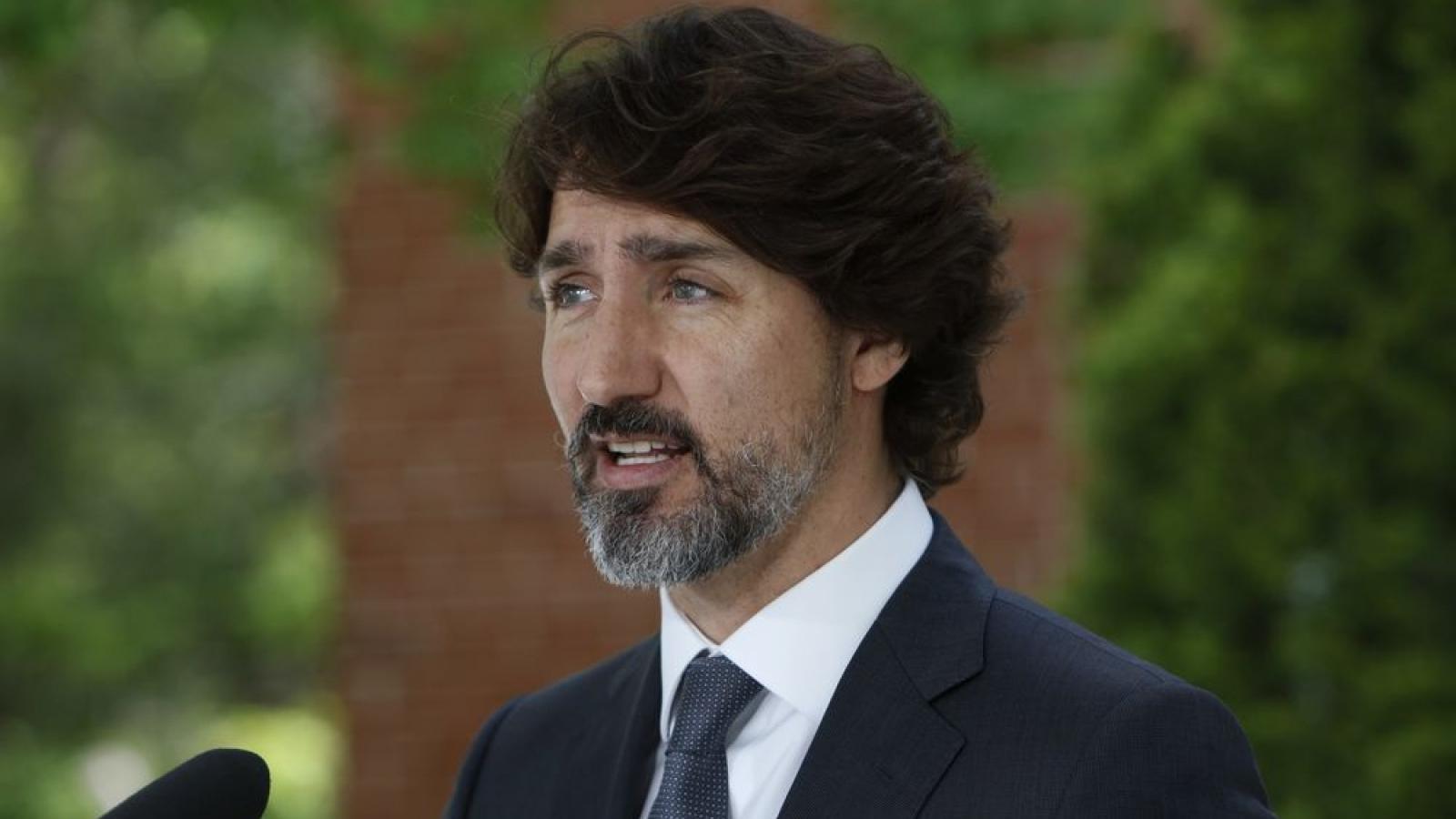 Thủ tướng Canada phản đối biện pháp trừng phạt củaTrung Quốc