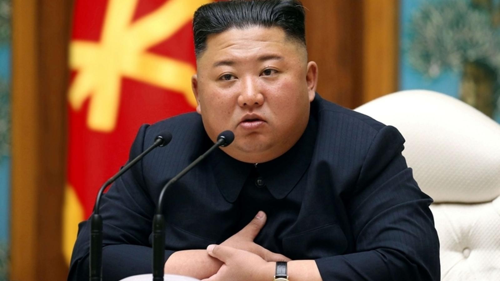 Lãnh đạo Triều Tiên Kim Jong-un gửi thông điệp tới lãnh đạo Trung Quốc